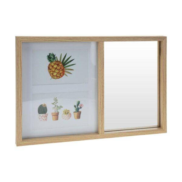 Pildiraam peegliga 39 x 27 x 3 cm