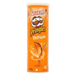 Kartulikrõpsud Pringles Paprika165 g