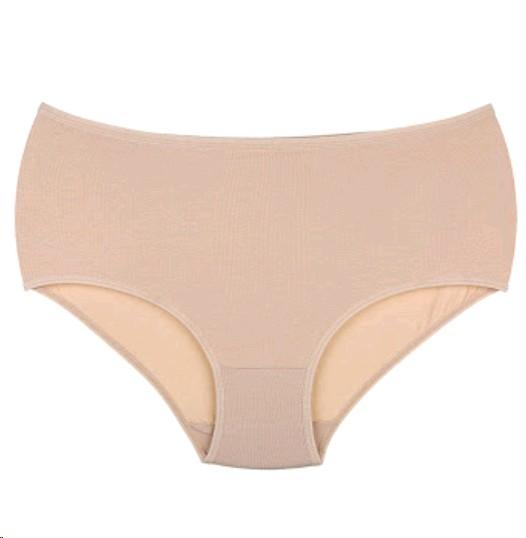 Naiste aluspüksid (kõrged) - beež