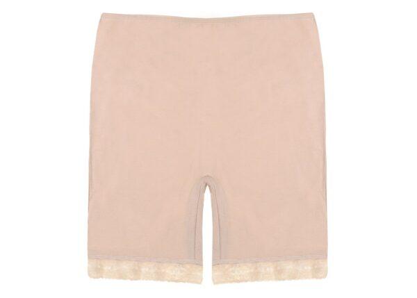 Naiste aluspüksid (pikem sääreosa) -beež