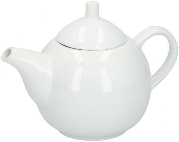 Teekann portselan 1 L