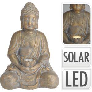 Solarlamp Buddha 44 cm