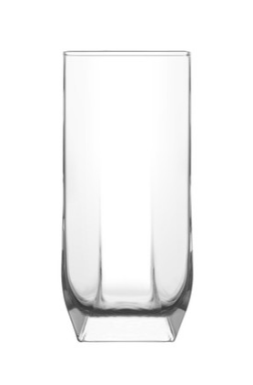 Klaasid longdrink 330 ml 6 tk