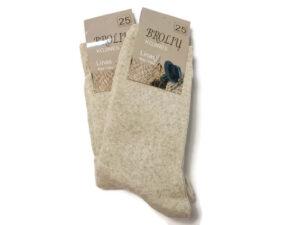Sokid frotee linane Broliu