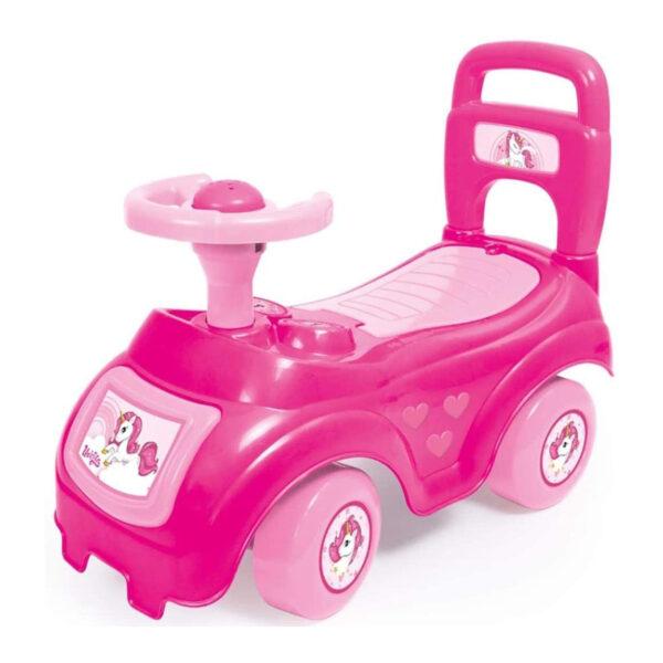 Tõukeauto roosa
