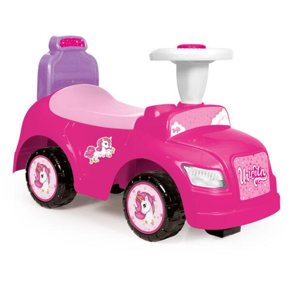 Tõukeauto 2in1 roosa