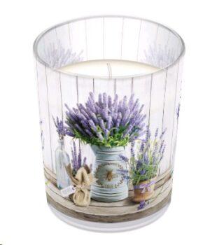 Küünal klaasis - lavedel