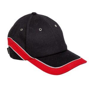 LAHTI PRO Nokamüts must-punane