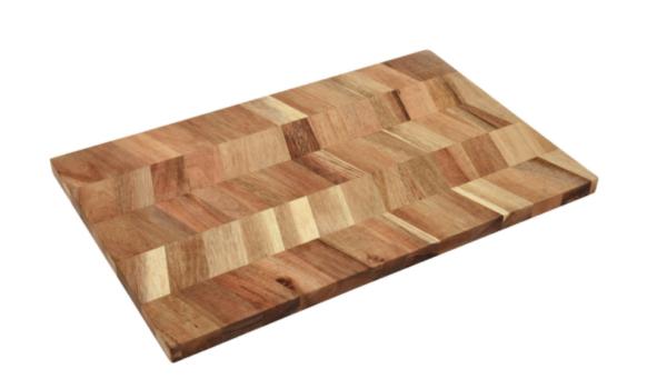 Lõikelaud Acacia-puit 40 x 25 cm