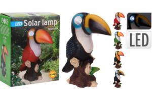 Solarlamp tuukan