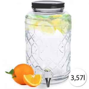 Purk kraaniga 3,57 L