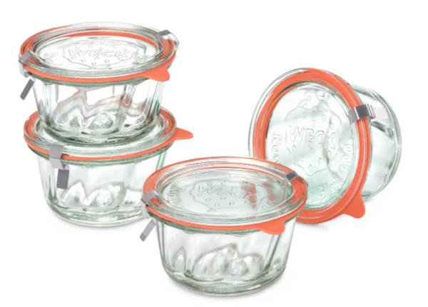 Pudingivormid klaasist