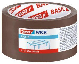 Pakketeip pruun Tesa