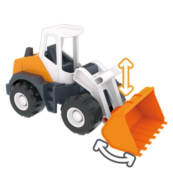 Traktor Tech Truck