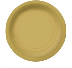 Papptaldrik Kuld 18cm
