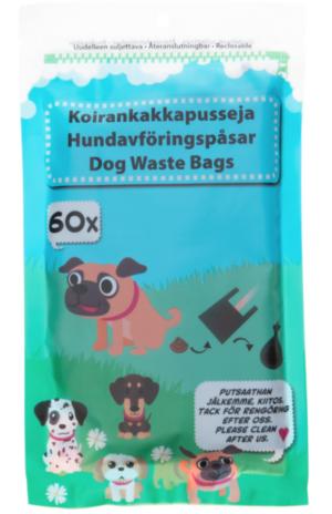 Koera hügeenikotid 60 tk