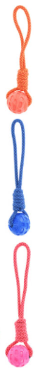 Koera mänguasi nööril 40 cm