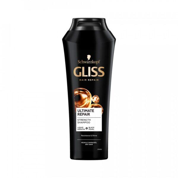 Šampoon Gliss Kur Ultimate Repair 250 ml