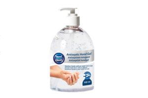 Käte desinfitseerimisvahend Nord Clean 500 ml