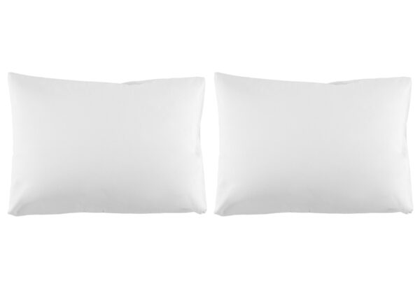 Padjapüür 50 x 60 cm 2 tk valge