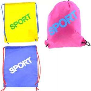 Seljakott / Sussikott nööridega Sport mix