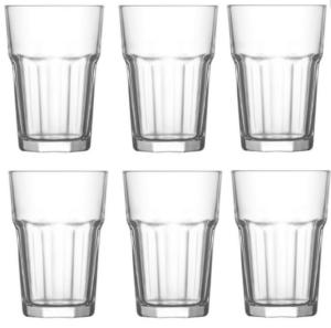 Joogiklaasid 6 tk 365 ml