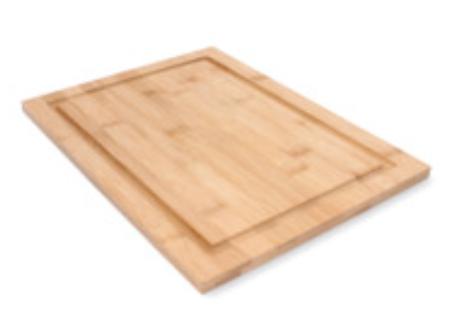 Lõikelaud puidust 33 x 24 cm