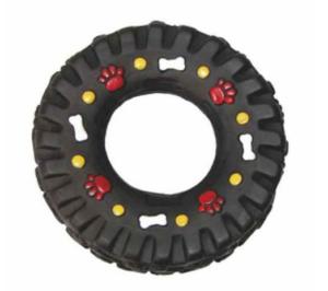 Koera mänguasi vinüülist 13 cm