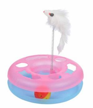 Kassi mänguasi plastik 24 cm