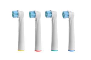 Elektrilise hambaharja otsikud 4 tk