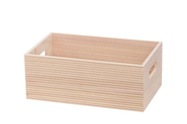 Hoiukast puidust 32 x 20 x 12 cm