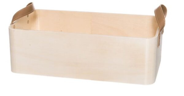 Hoiukast puidust 36 x 18 x 11,5 cm