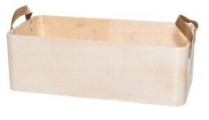 Hoiukast puidust 40 x 20 x 13 cm