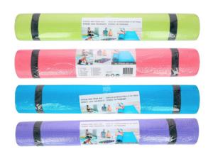 Võimlemismatt PVC 173 x 61 cm