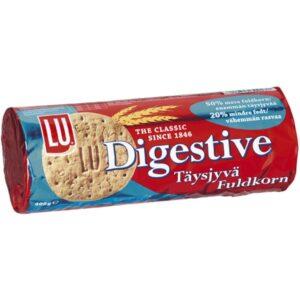 Küpsised LU Digestive täistera