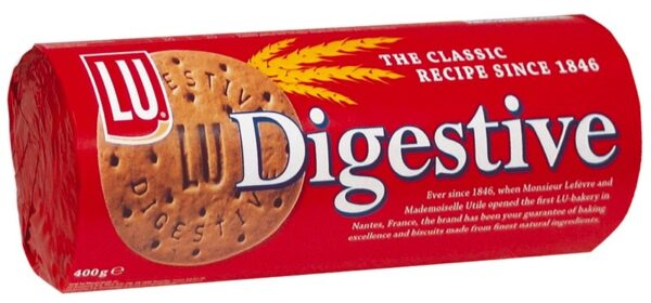 Küpsised LU Digestive Classic 400 g