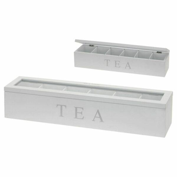 Teekarp puidust 43 cm