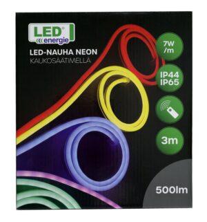 LED valgusriba NEON RGB 3 m IP65