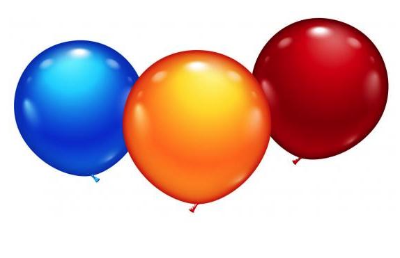 Õhupallid maksi 3 tk