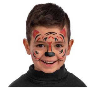 Näokleeps tiiger
