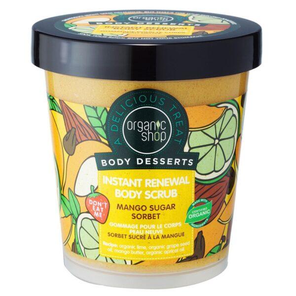 Kehakoorija Organic Shop Mango 450 ml