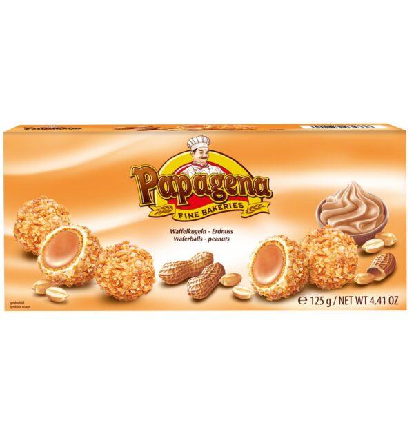 Vahvel pähklivõiga 125 g
