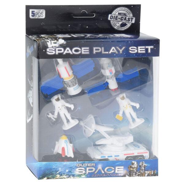 Mängukomplekt kosmos